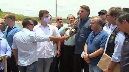 Presidente Bolsonaro voltou a afirmar nesta sexta que haveria mudanças na Petrobras