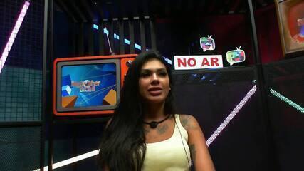 Raio-X BBB21: Pocah - 21/02