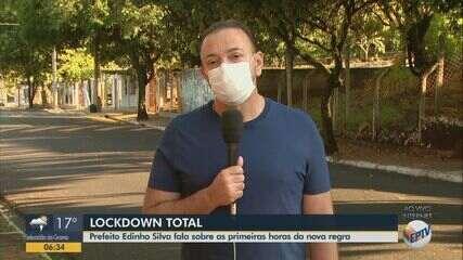 Prefeito de Araraquara fala a situação do lockdown total na cidade