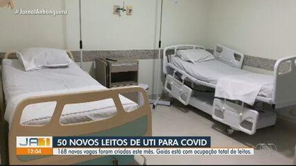 Secretário de Saúde diz que UTIs para Covid-19 foram ocupadas logo após serem abertas