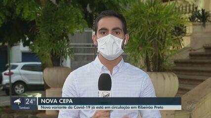 Prefeitura de Ribeirão Preto confirma variante brasileira do coronavírus na cidade