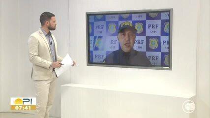 PRF prende suspeitos de assalto a joalheria em shopping de Teresina