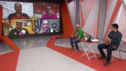 Cafezinho com Escobar: Integrantes do Rock Bola debatem a reta final do Brasileirão