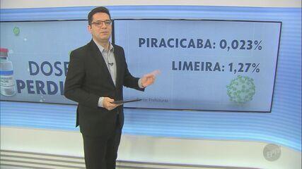 Confira o caminho das vacinas de Covid-19 até a chegada à população de Campinas