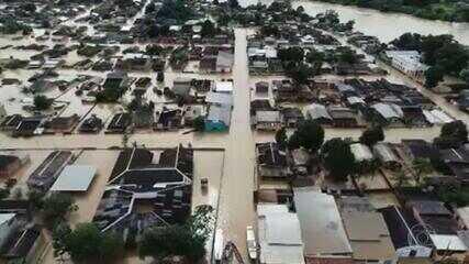 Com 110 mil pessoas afetas por enchentes, Acre agora vive um pico de Covid