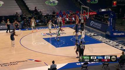Melhores momentos: Dallas Mavericks 110 x 107 Boston Celtics pela NBA