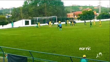 Pacajus arranca empate do Icasa pelo Cearense aos 48 do 2º tempo com gol do goleiro Cris