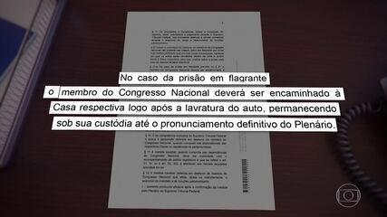 PEC imunidade parlamentar: texto restringe eventuais prisões de deputados e senadores