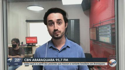 Entenda o perfil dos pacientes de Araraquara com a nova variante de Manaus