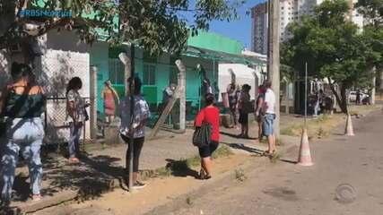 Governo do RS alerta para esgotamento da capacidade das UTIs no estado