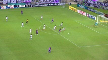 Melhores Momentos:Ceará2 x 1 Botafogo pela 38ª rodada do Brasileirão 2020