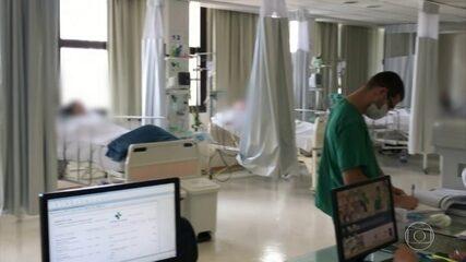 Redes pública e particular de saúde no RN entram em colapso