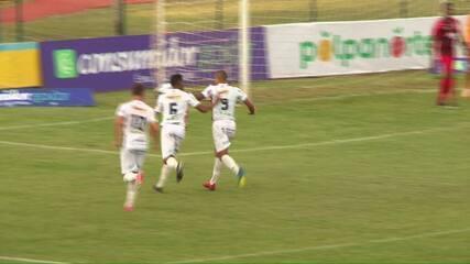 Cianorte 1x0 Athletico: veja o gol da primeira rodada do Campeonato Paranaense