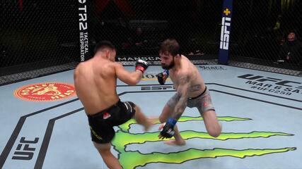 Melhores Momentos do UFC Rozenstruik x Gané
