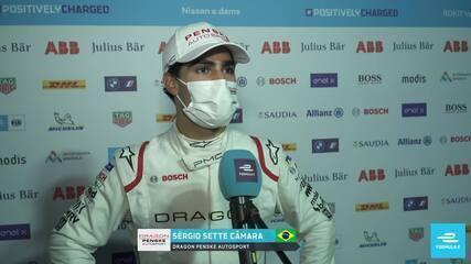 Sergio Sette Câmara fala sobre rodada dupla da Arábia Saudita da Fórmula E