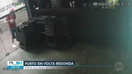 Choperia é furtada na Vila Santa Cecília, em Volta Redonda