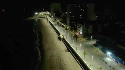 Governo da Bahia prorroga toque de recolher