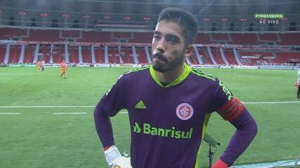 Daniel analisa vitória do Inter contra o Juventude e fala da relação com os mais jovens