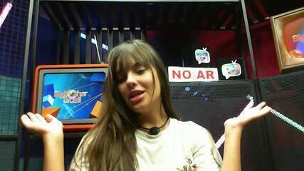 Raio-X BBB21: Thaís - 02/03