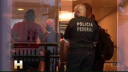Desembargadores do TRT do RJ são presos por suspeita de corrupção na gestão Witzel