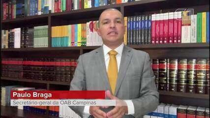 Secretário-geral da OAB Campinas explica como funciona uma requisição administrativa