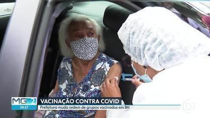 Minas Gerais vai receber 285 mil vacinas contra a Covid