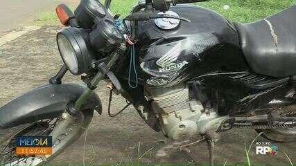 Batida entre moto e carro mata jovem em Ponta Grossa
