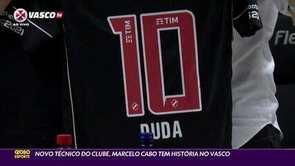 Novo técnico do clube, Marcelo Cabo tem história no Vasco
