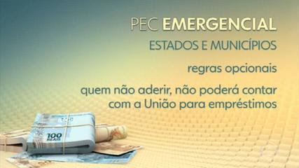 PEC Emergencial: veja detalhes da proposta que pode viabilizar o retorno do auxílio