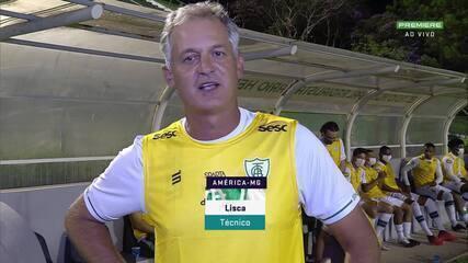 Técnico Lisca desabafa sobre a situação da pandemia no país e pede paralisação do futebol