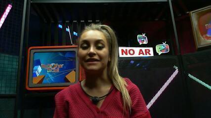 Raio-X BBB21: Carla Diaz - 04/03