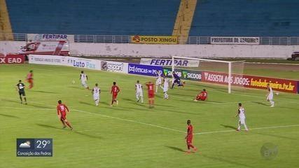 Confronto entre Boa Esporte e Pouso Alegre FC termina em empate em Varginha