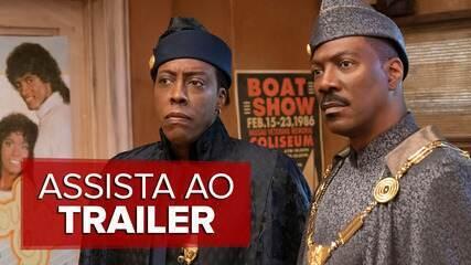 Assista ao trailer de 'Um Príncipe em Nova York 2'