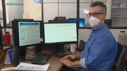 Equipes de regulação de leitos enfrentam o desgaste emocional no RS