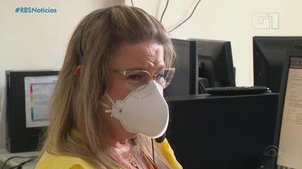 """""""Posso estar condenando um paciente"""", diz funcionária da central de regulação de leitos"""