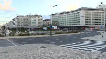 Em Portugal, medidas duras de isolamento reduzem taxa de lotação de UTIs