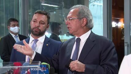 Guedes diz que governo vai antecipar 13º 'dos mais frágeis' e 'dos mais idosos'