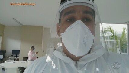 Covid-19: profissionais da saúde pedem cuidados à população gaúcha