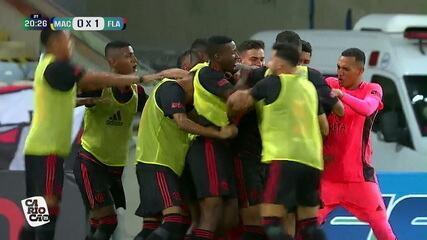 Melhores momentos: Macaé 0 x 2 Flamengo, pela 2ª rodada do Campeonato Carioca