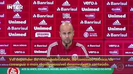 Internacional acerta com espanhol Miguel Ángel Ramírez para o lugar de Abel Braga