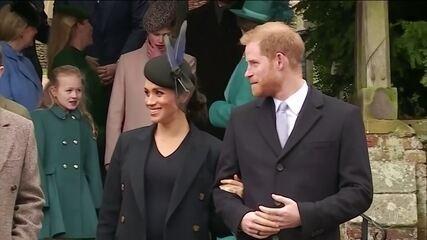 'Vida na realeza não oferece apoio', diz Meghan e Harry em entrevista para Oprah Winfrey