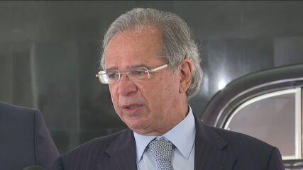 Paulo Guedes, no início do mês: 'Vacinação em massa é a primeira prioridade do governo'