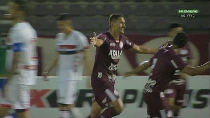 Os gols de Ferroviária 5 x 0 Botafogo-SP, pela 3ª rodada do Paulistão