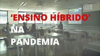 VÍDEO: Entenda o que é o ensino híbrido
