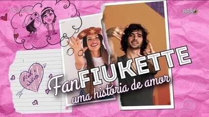 FanFiukette - Uma História de Amor: Confira a fanfic criada por Juliette no BBB21