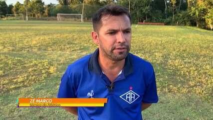 Zé Marco comenta logística para Atlético-AC chegar ao Piauí para jogo da Copa do Brasil