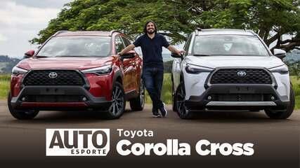 Toyota Corolla Cross: o SUV que pode superar o Jeep Compass