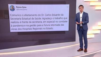 Secretário de Saúde de Minas é demitido após polêmica de fura-fila da vacinação