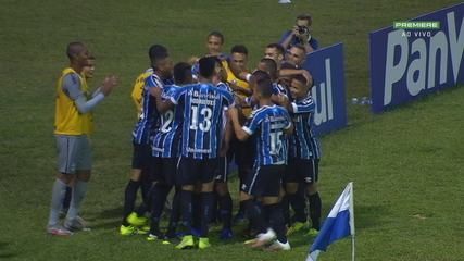 Veja os melhores momentos de Esportivo 0x2 Grêmio, pela 4ª rodada do Gauchão