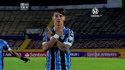 Melhores momentos: Ayacucho 1 x 2 Grêmio, pela 2ª fase da Libertadores